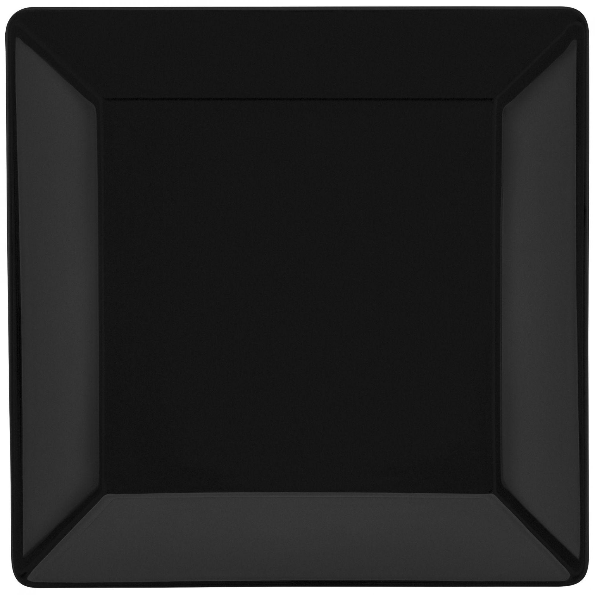 Prato Raso 26 cm Quartier Black