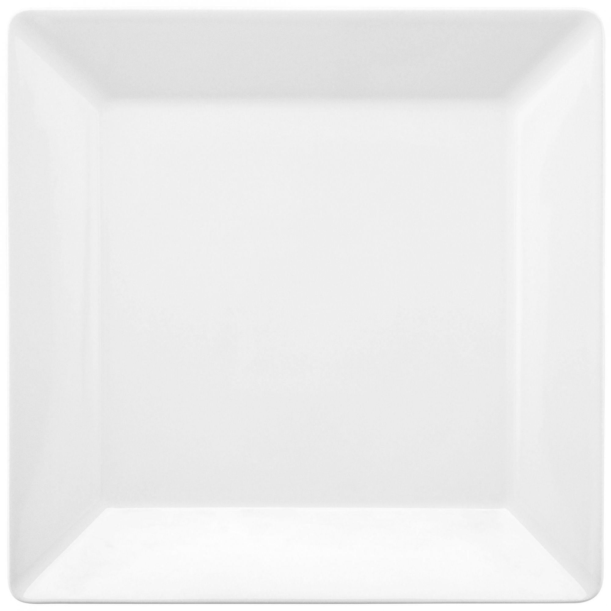 Prato Raso 26 cm Quartier White