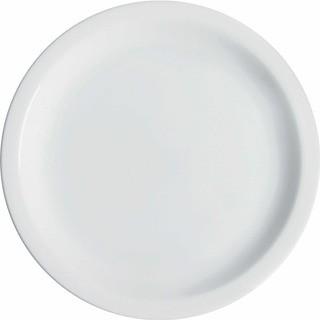 Prato Raso Grande 29cm Branco