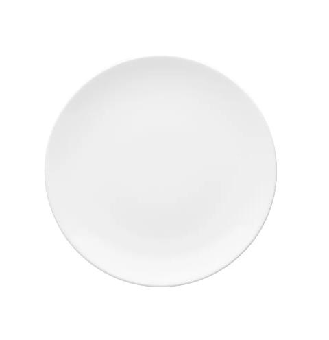 Prato Sobremesa 21cm Coup Branco