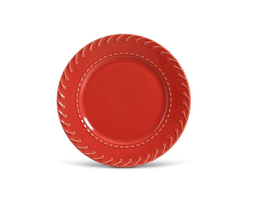 Prato Sobremesa Cordone Vermelho