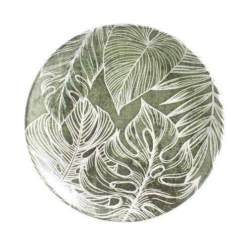 Prato Sobremesa Coup Herbarium
