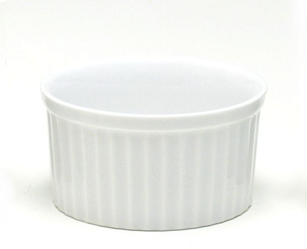 Ramequin Porcelana 100 ml Branco