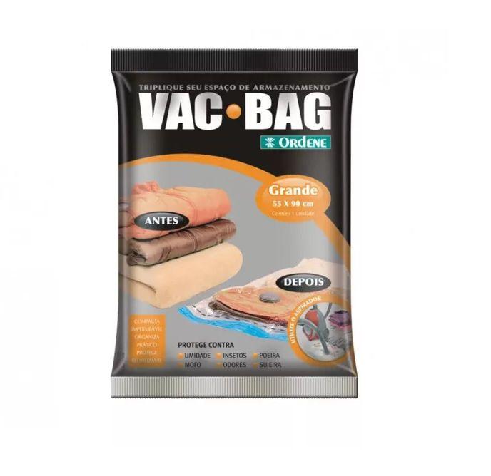 Saco para Armazenar a Vácuo Vac Bag Grande