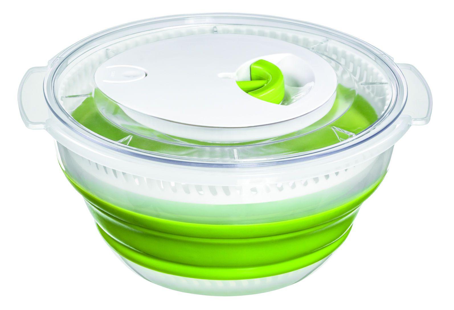 Secador de Saladas Flexível