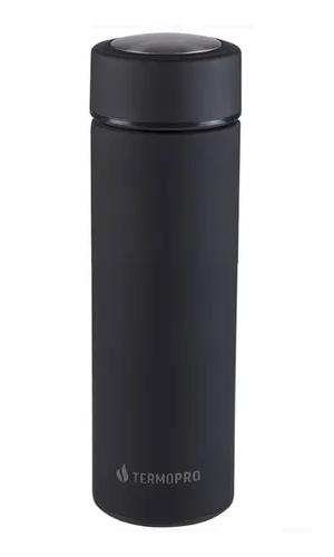 Squeeze Inox Térmica 500ml Preta