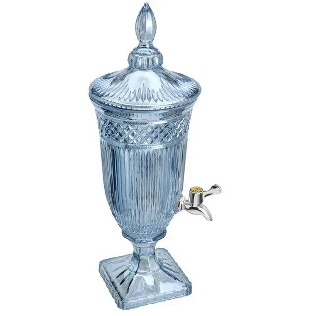Suqueira de Cristal 2L Eco Azul Persa