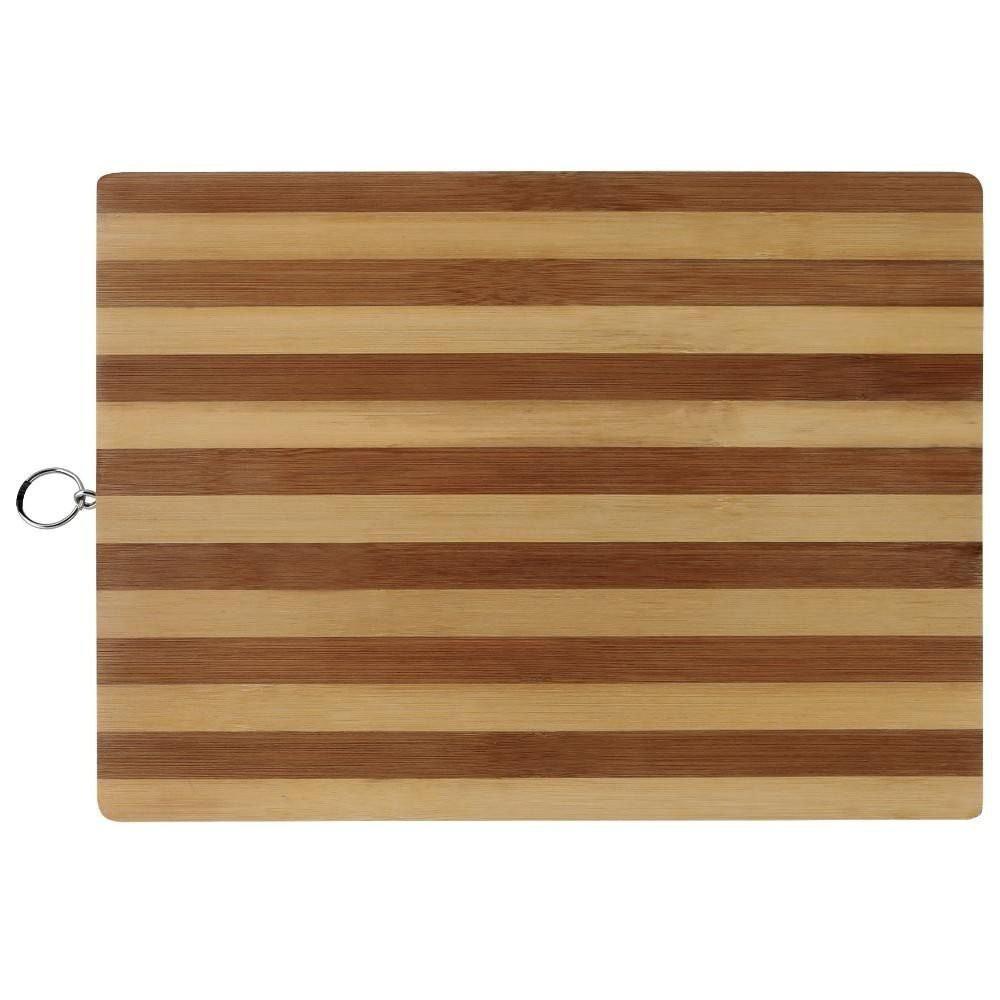 Tábua de Bambu Para Cortes  30 x 20 cm