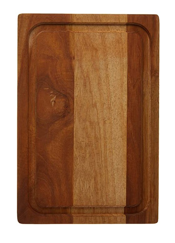 Tábua de Madeira Para Cortes  21 x 31 cm