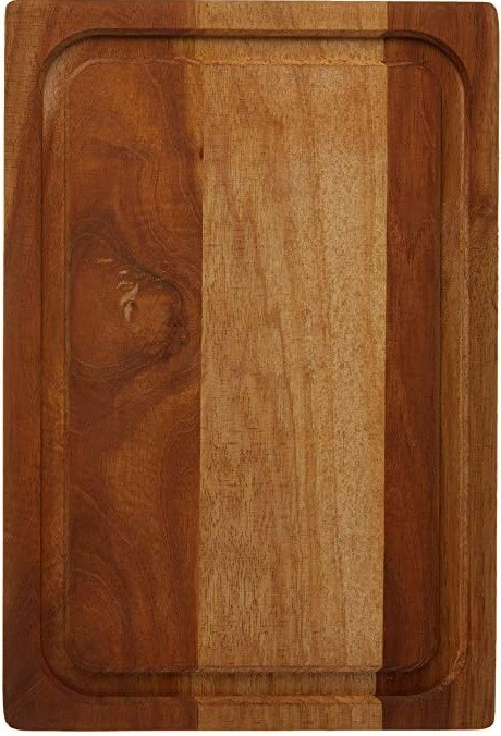 Tábua de Madeira Para Cortes  24 x 34 cm