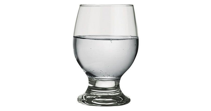 Taça Agua Vidro 250ml Paulista