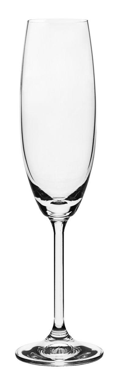 Taça Cristal Champagne 220 ml Gastro