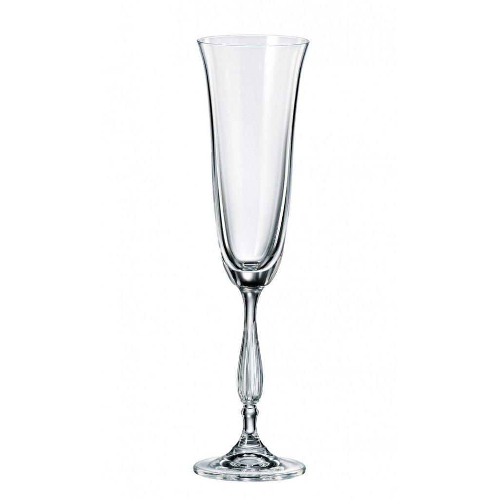 Taça Cristal Champanhe 190ml Fregata