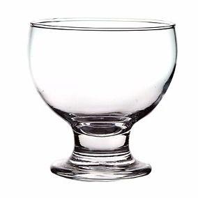 Taça de Sobremesa de Vidro 220ml Paulista