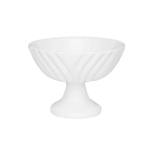 Taça de Sobremesa Soleil White