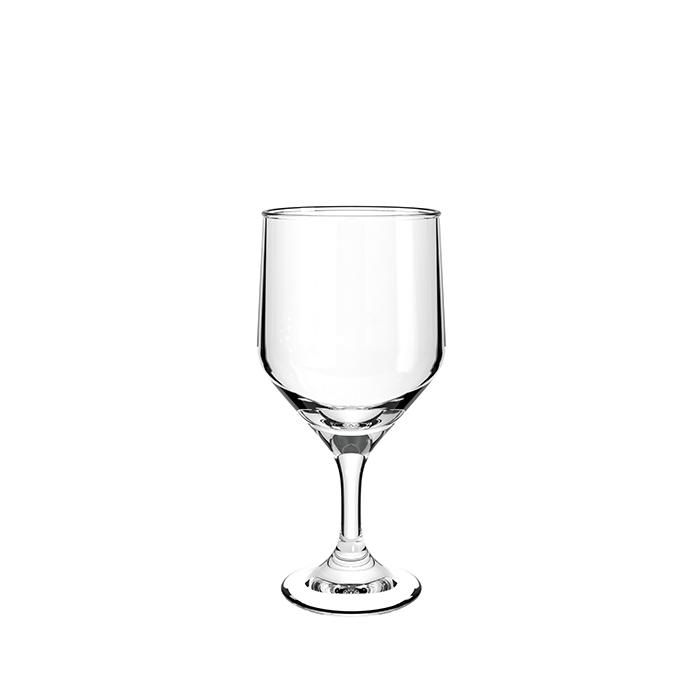 Taça de Vidro 300ml Bistro Água