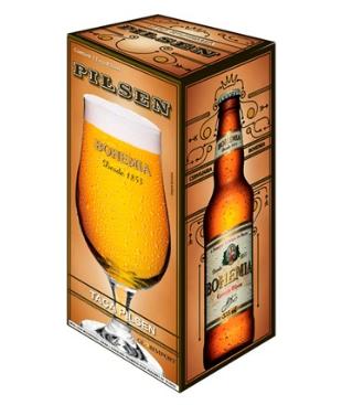 Taça para Cerveja 380ml Pilsen Bohemia
