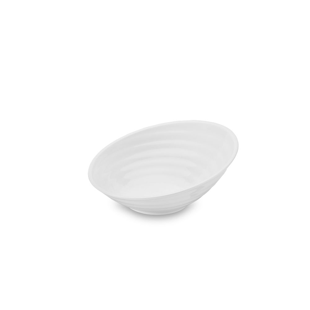 Tigela Bowl Melamina 31 x 12,5 cm Ocean Branca