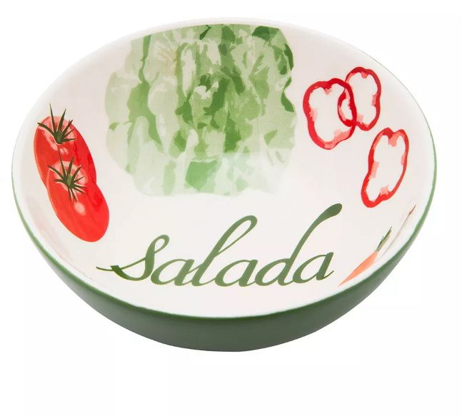 Tigela Cerâmica 600ml Full Salada