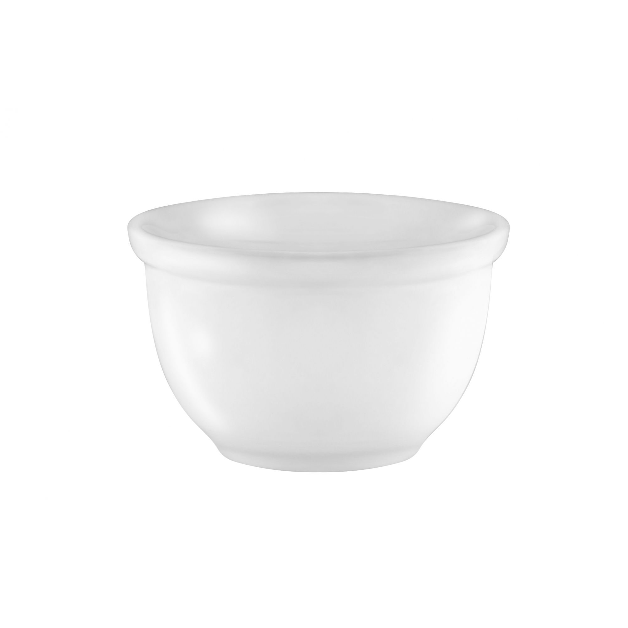 Tigela Iogurteira Porcelana 300 ml Branca