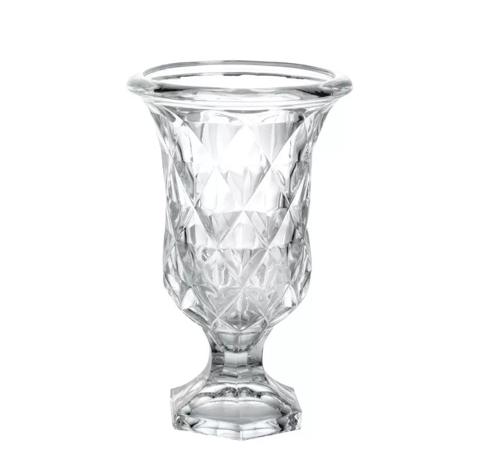 Vaso de Cristal 19cm Florero
