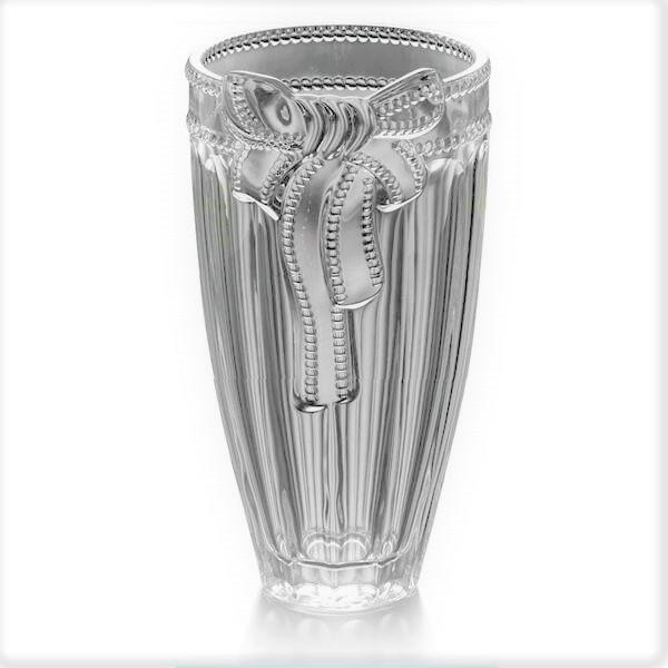 Vaso de Cristal Wolff Royal 28cm