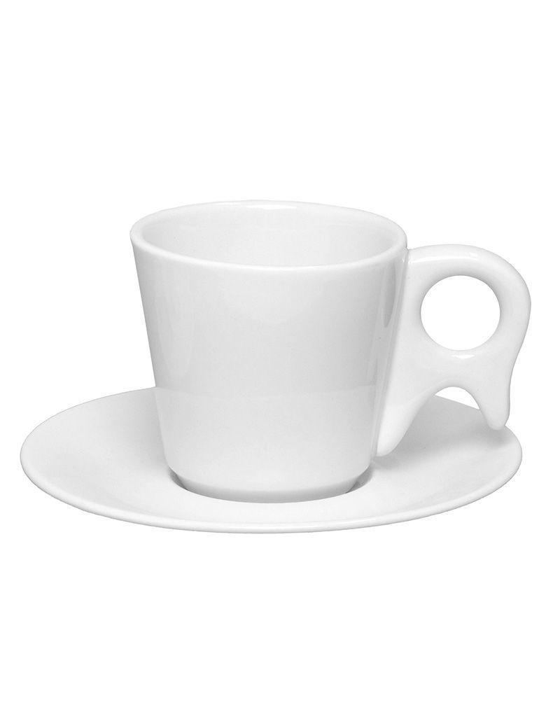 Xícara de Chá com Pires 200ml Genova