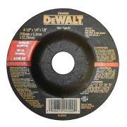 """Disco de Desbaste Dewalt  4""""X1/2""""X1/4X7/8"""