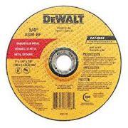 Disco de Desbaste Dewalt 7'' x 1/2'' x 1/4'' x 7/8''