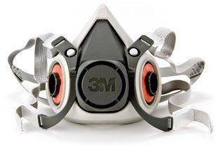Respirador Semi Facial Ref.6200 3M