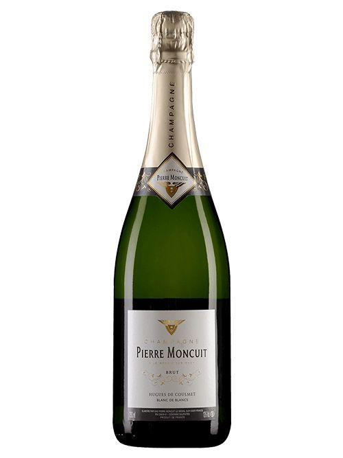 Champagne Pierre Moncuit Blanc de Blanc Hugues de Coulmet
