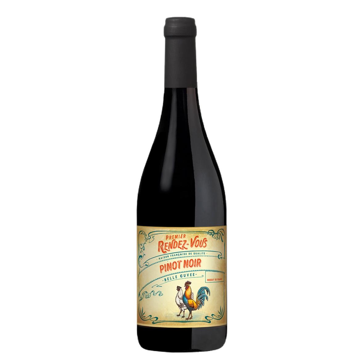 Premier Rendez-vous Pinot Noir