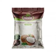 Coco Ralado In Natura Congelado Cocoeste - 1kg