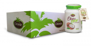 Kit 12 unidades óleo de coco extravirgem 500 ml - Cocoeste