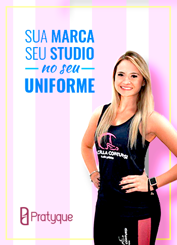 Personalize com Uniformes Pratyque!