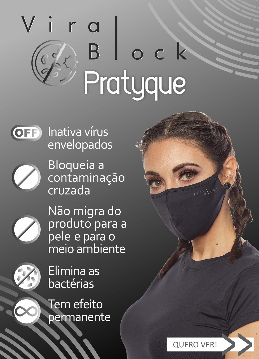 máscaras pratyque