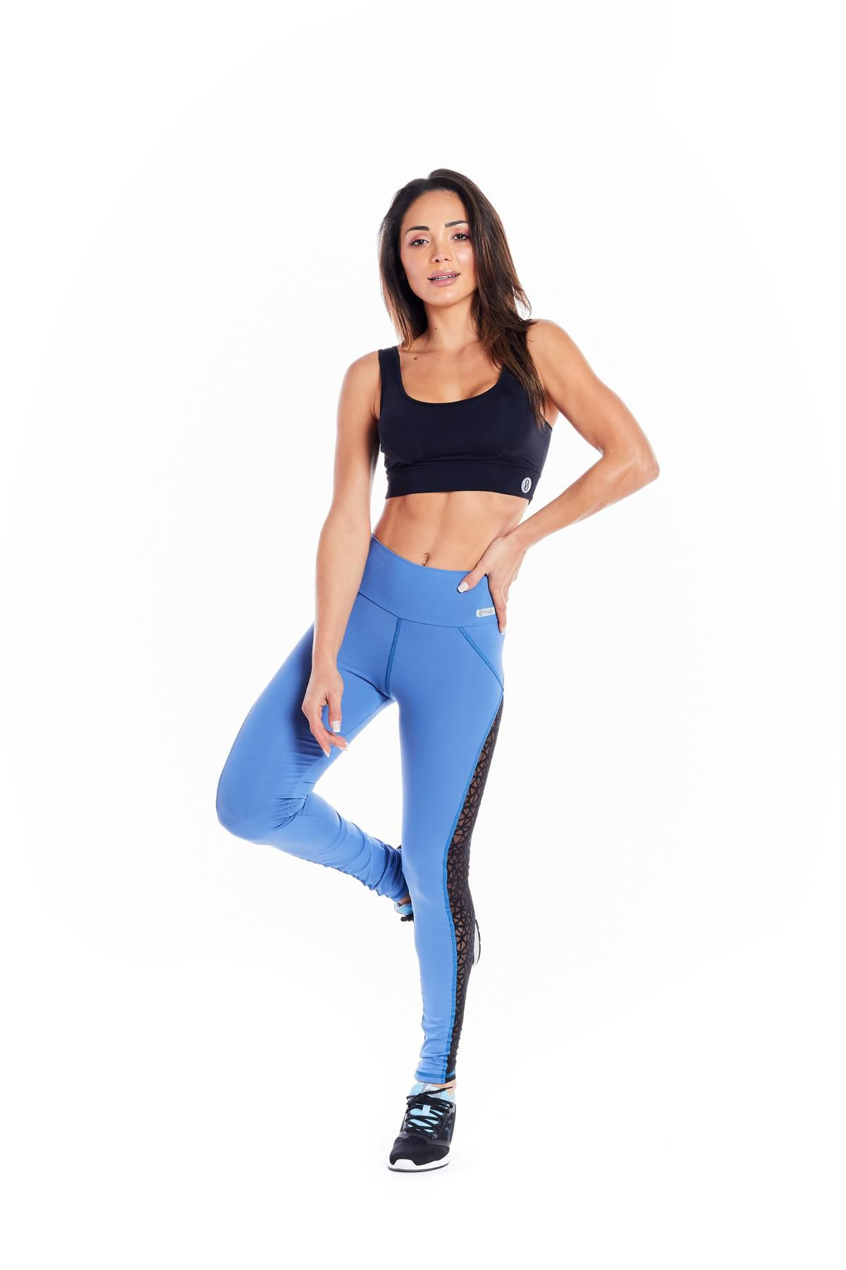 LEGGING BLACK NIGHT - AZUL