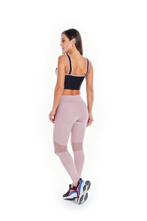 LEGGING SCREEN - ROSE