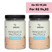 Combo 2 Panquecas Proteicas Milk Vanilla