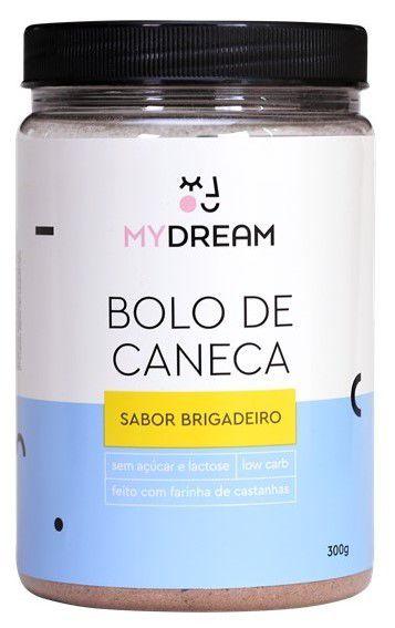Bolo de Caneca Brigadeiro