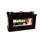 AC EL AG80KD UC HELIAR AGM PLUS