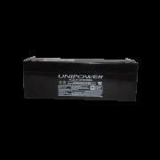 BAT UNIPOWER 12V 2,3AH F187 (UP1223)