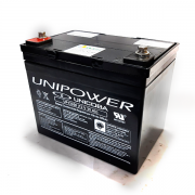 BAT UNIPOWER 12V 35AH M6 (UP12350)
