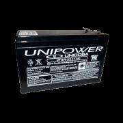 BAT UNIPOWER 12V 7AH F187 (UP1270E)