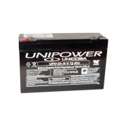 BAT UNIPOWER 6V 12AH F187 (UP6120)