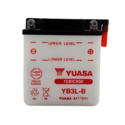 YB3LB BATERIA MOTOCICLETA YUASA