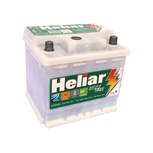 AC EL HF52GD UC HELIAR 24M