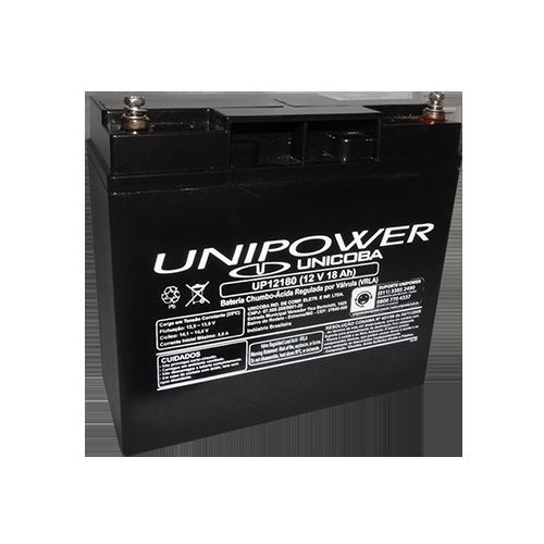 BAT UNIPOWER 12V 18AH M5 (UP12180)