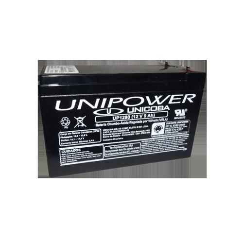 BAT UNIPOWER 12V 9AH F187 (UP1290)