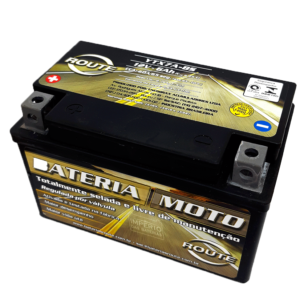 YTX7ABS BATERIA ROUTE